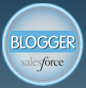 Our CEO is a blogger for Salesforce.com